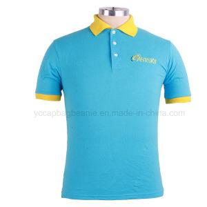 100%Cotton High Quality Men′s Polo Shirt pictures & photos