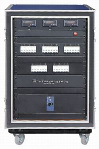 400A Camlock Power Input Electrical Box pictures & photos