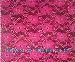 Hot Selling with Inexpensive Price of Fashion Jacquard Lace pictures & photos