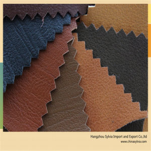 Best Price Microfiber Suede Synthetic Leather pictures & photos