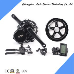 750W Bafang MID Motor Electric Bike Kit with Lithium Battery pictures & photos