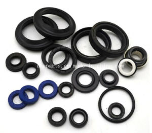 80-100-10 Front Shaft Back Mvq Oil Seal for Lada pictures & photos