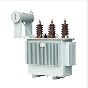 Manufacturer in China for Sz9 Oil-Immersed Distribution Transformer & Power Transformer pictures & photos
