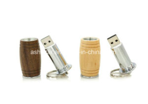 Customed Wood USB Pendrive Thumbdrive USB Memory Stick pictures & photos
