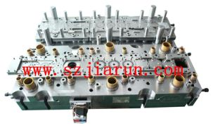 Auto Motor Core Stacking Stamping Die for Motor Stator Rotor pictures & photos