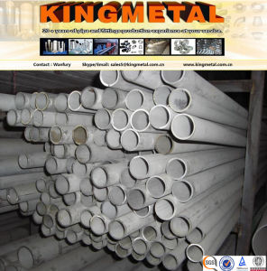 A312 Tp310s Seamless Stainless Steel Pipe with Best Quality pictures & photos
