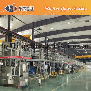Aseptic Carton Filling Machine for Dairy Drink pictures & photos