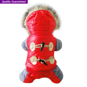Dog Winter Clothing of Warm Coat Hoodies pictures & photos