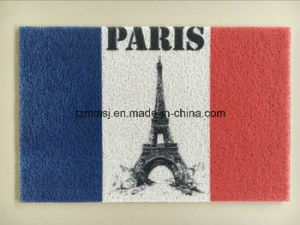 PVC Door Mat Advertising Mat Anti-Slip Floor Carpet Mat pictures & photos
