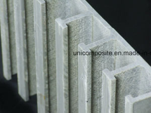 Glassfiber Reinforced Polymer Decking FRP Decking Fiberglass Panel pictures & photos