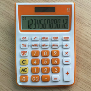 12 Digits Check & Correct Calculator (LC297)
