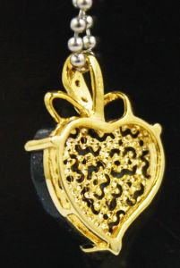 2016 Cutout Heart Pendant Necklace Custom Fashion Girl Necklaces Jewelry pictures & photos