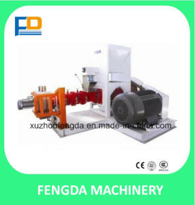Single Screw Steam Extruder for Aquafeed and Livestock Feed--Animal Feed Machine (EXT200S) pictures & photos