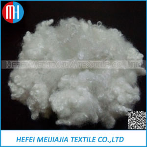 High Quality 7D/15D Hollow Conjugated Siliconized Fiber for Filling pictures & photos