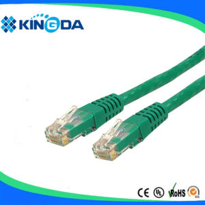 UTP cat5e patch cable leads jumper high quality pictures & photos