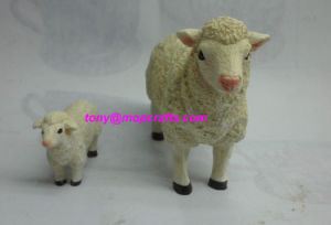 Resin Sheep Crafts with Good Quality pictures & photos
