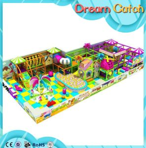 High Quality Plastic Indoor Kids Playground pictures & photos