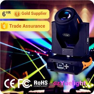 Yuelight Factory Direct Sell 17r Beam Spot Wash 3 in 1 350W Moving Head Light Ce Rhos pictures & photos