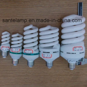 Energy-Saving Lamp 15W 18W Full Spiral Compact Bulb CFL pictures & photos