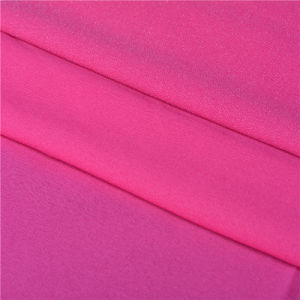 Colorful 20GSM Fashion Polyester Factory Fusible Interlining Fabric pictures & photos