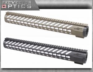 Tactical Ar15 M4 Keymod 16.5 Inch Handguard Picatinny Rail Mount pictures & photos