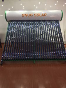 High Efficiency Heat Pipe Pressure Solar Water Heater with Ce Cetificate pictures & photos