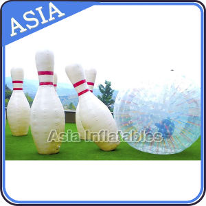 Outdoor Human Zorb Bowling Bottle Games pictures & photos