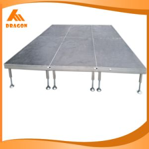 Easy Install Aluminum Stage for Weddings (MS02) pictures & photos