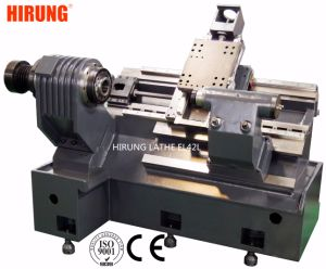 Mini CNC Lathe Machine Micro CNC Turning Machine Tool E35 pictures & photos