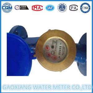 Large-Diameter Flange Mechanical Water Meter pictures & photos
