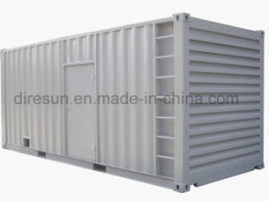 Premium Quality Volvo Containerized Diesel Generator Set/Volvo Containerized Power Diesel Generator Set pictures & photos