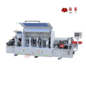 Furniture Auto Edge Banding Machine with Slotting pictures & photos