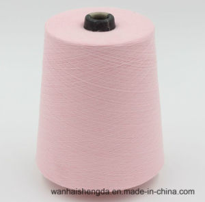 100% Combed Ring Spun Cotton Dyed Yarn for Weaving or Knitting pictures & photos