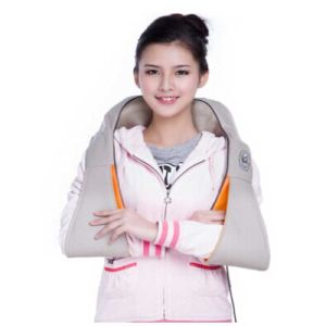 Shiatsu Kneading Shoulder and Neck Massager Belt with Heat pictures & photos