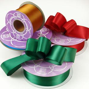 China High Quality Satin Ribbon, Polyester Satin Ribbon pictures & photos