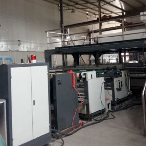 Pearl Film Compound Air Bubble Film Making Machine pictures & photos