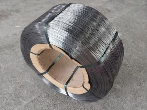 1.25mm 65# High Carbon Spring Steel Wire pictures & photos