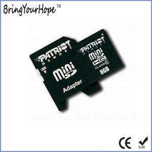 8GB Mini SDHC Memory Card (8GB miniSD) pictures & photos