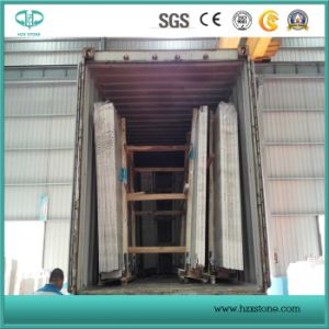 White Wooden Grain/Veins Marble, White Serpeggiante Slabs/Tiles/Covering/Skirting/Pattern Marble pictures & photos