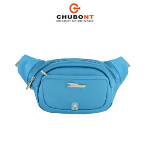 2017 Chubont Beautiful Style Blue Waist Bag for Women pictures & photos