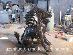 Copper Products Outdoor Garden Sculpture, Water Features Sculpture, Indoor Sculpture pictures & photos