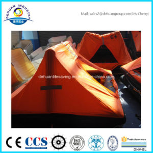 ISO 9650 Approved Inflatable Life Raft for Yacht pictures & photos