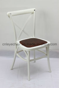 Crossback Wedding Chair Resin pictures & photos