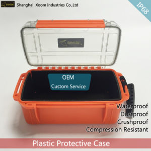 Outdoor Safety Box Lockable Waterproof Storage Case Plastic Box