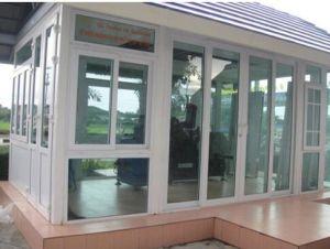 UPVC Anti Impact Casement Windows Design for Home