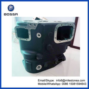 OEM Custom Cast Iron Casting Gearbox Housing pictures & photos