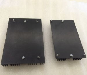 CNC Machined Aluminum Heat Sinks for Router&Set-Top Box&Switchboard pictures & photos