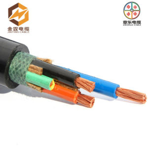 PVC Insulation PVC Sheath Fleixble Wires, Cu Electrical Cable pictures & photos