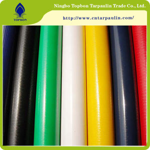 Waterproof Double Side PVC Coated Fabric pictures & photos