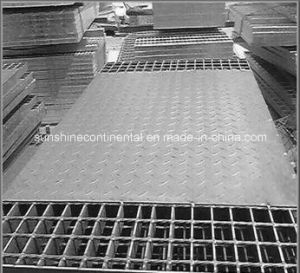 Professional Production Steel Galvanized Grating pictures & photos